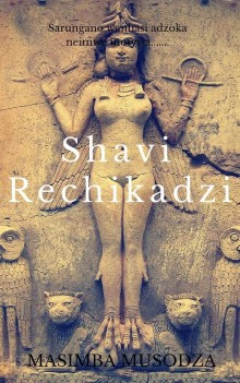 Shavi Rechikadzi Book Cover